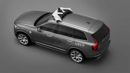 Volvo To Supply 24,000 Cars For Uber's Self-Driving Fleet