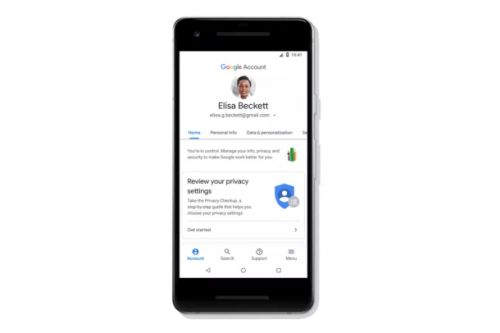 Google's new Account Hub is something every tech giant should copy
