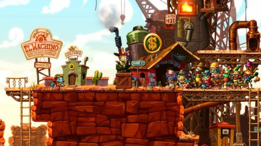 SteamWorld Dig 2 lands on Xbox One soon