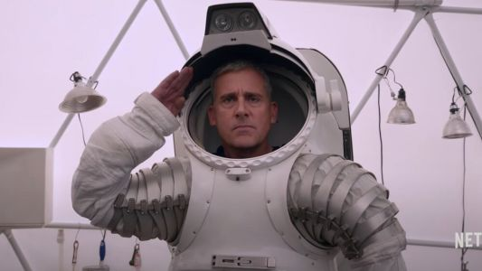 SPACE FORCE Featurette Offers a Fun Inside Look at the Netflix Series