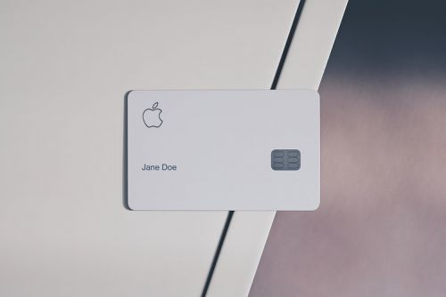 Apple's new Apple Card website lets you pay your bill online