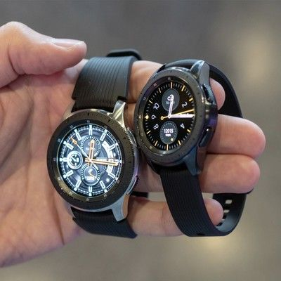 Keep track of the time and your health with Samsung's $299 Galaxy Watch