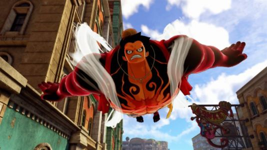 "One Piece World Seeker:  Bandai Namco lève le voile sur l'édition collector ""The Pirate King Edition"""