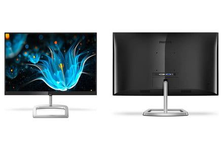 New monitors from Philips are sleek, color-accurate, and under $200