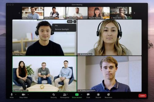 Zoom's latest accessibility features let you pin and spotlight multiple videos during calls