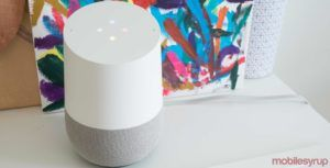 You can now play a hockey trivia game with Google Home