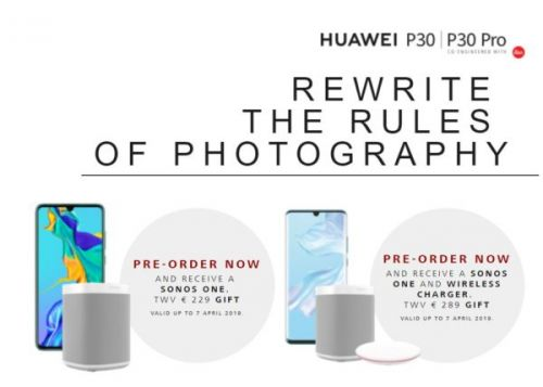 Can Huawei Really Be *This* Bad At Containing P30 Leaks?