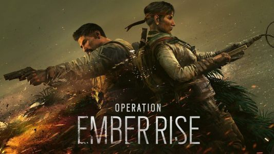 Rainbow Six Siege Ember Rise reaches new heights with Amaru and Goyo