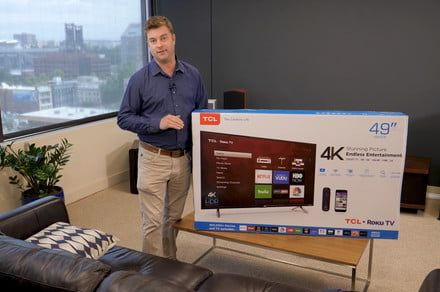 TCL S405 setup and unboxing guide: How to get your Roku-powered TV running