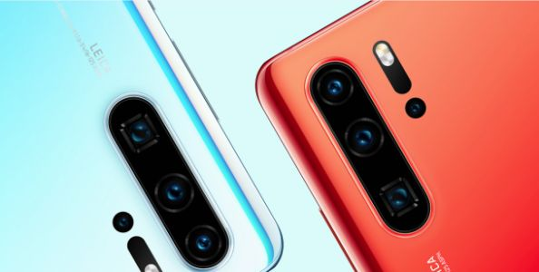 Huawei just unveiled the P30 Pro, likely the best camera phone on the planet