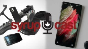 SyrupCast 229: CES 2021 and the Samsung Galaxy S21