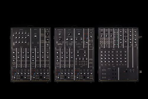 Moog is bringing back a modular synth from 1969 for $35,000