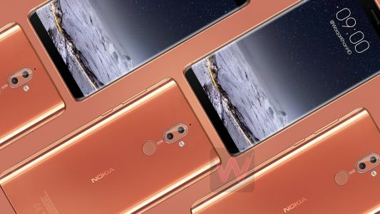 Nokia 9 Bezel-less edge to edge 3D glass display leaks. Display specs revealed too