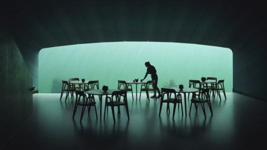 Europe's First 'Underwater' Restaurant Lets You Dine in the Deep