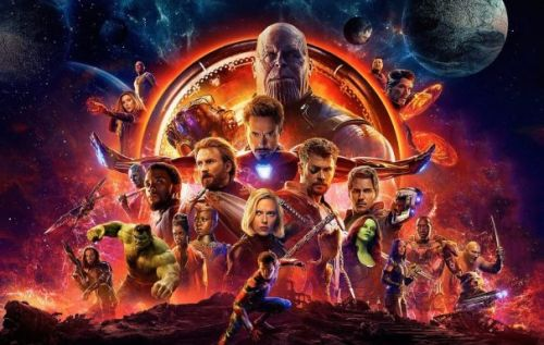 Avengers: Infinity War breaks ticket pre-sale records in just hours