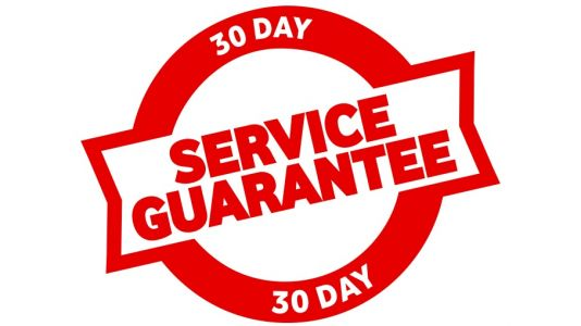New Vodafone 30 Day Service Guarantee lets you opt out for free