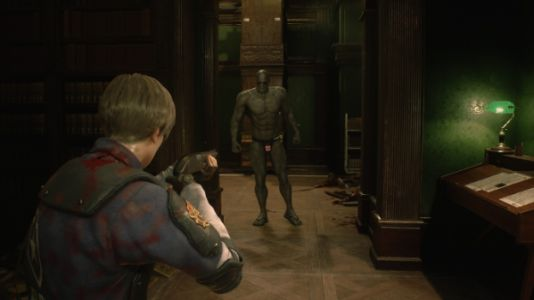 'Resident Evil 2' Thong Mod Makes Mr. X A Lover, Not A Fighter