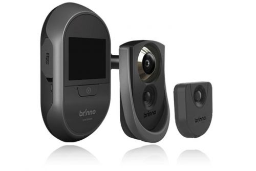 Brinno SHC1000 Peephole Camera review: Combat porch pirates with this concealed camera