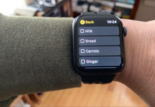 Google Keep Now Supports the Apple Watch, Apple's Notes Still AWOL
