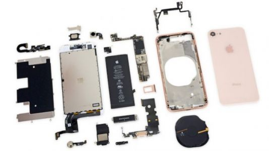 IPhone 8 Glass Back is Double-Edged Sword for DIY Repairs
