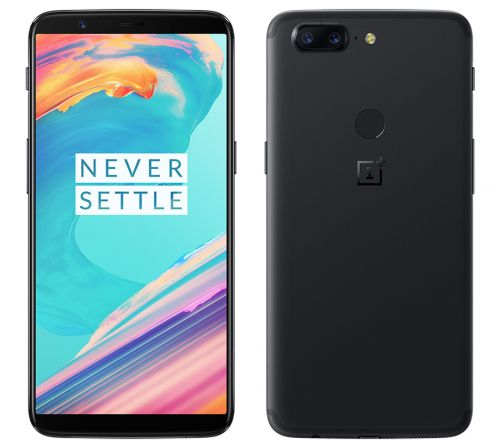 OnePlus 5T official, features 6.01-inch AMOLED display with 18:9 aspect ratio