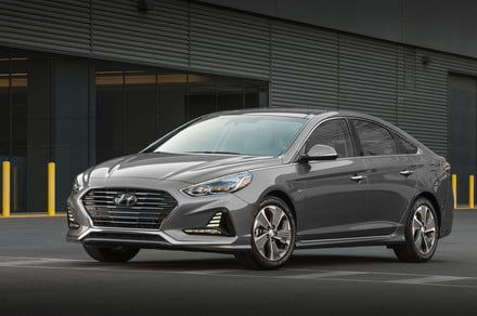 2018 Hyundai Sonata Plug-In Hybrid gets makeover in beauty, power departments