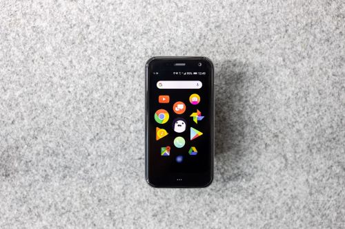 The tiny Palm phone can now be bought unlocked and used on AT&T and T-Mobile