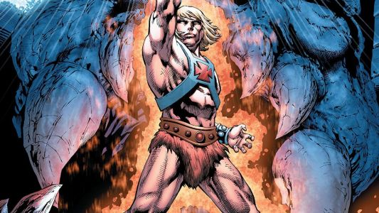 MASTERS OF THE UNIVERSE Star Noah Centineo Discusses the Responsibility of Playing He-Man