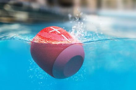 Save $50 on the Ultimate Ears Wonderboom speaker, today only