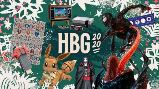 Game Informer's Holiday Buying Guide 2020