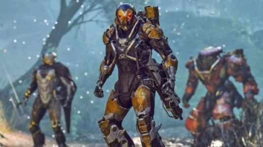 'Anthem' Gets Day One Patch Six Days Later