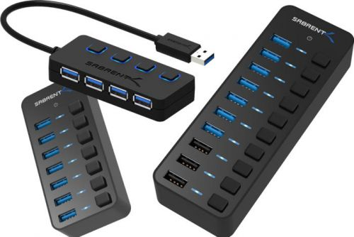 Amazon's awesome Sabrent sale will add up to 10 USB ports to your PC or Mac for cheap