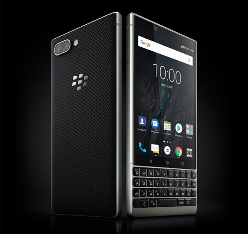 BlackBerry KEY2 arriving in the U.S. on July 13th, pre-orders begin June 29th