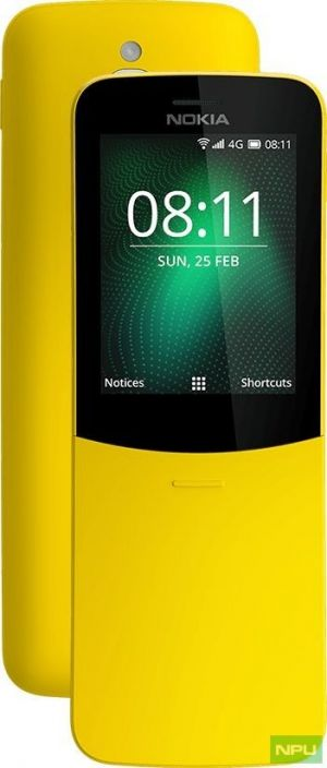 Nokia 8110 4G becomes available in China and sells out