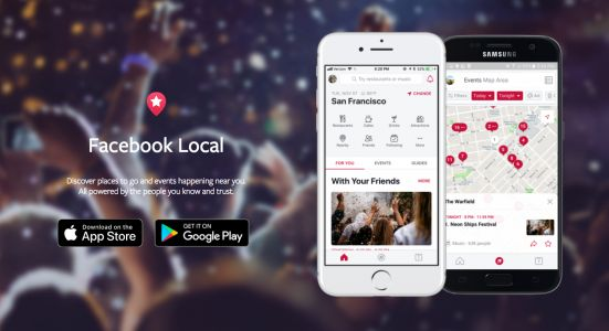 Facebook relaunches Events app with a Yelp-like focus