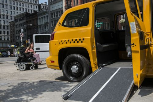 Uber and Lyft are terrible at providing wheelchair-accessible service, and here's the proof
