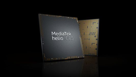 MediaTek Helios G85 chipset shows the company is serious about gaming