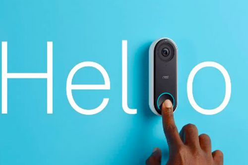 Nest Hello is a smart doorbell with HD video monitoring