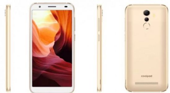 Coolpad announces entry-level CoolPad Mega 5A with dual rear cameras, 18:9 display
