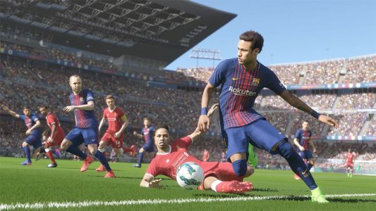 Pro Evolution Soccer 2018 review: Great when on the pitch, galling when not