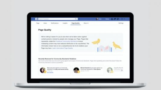 Facebook's New Page Initiatives Aim to Crack Down on Fake News