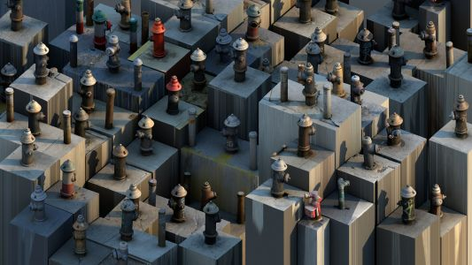 'Inventory' preserves street clutter with photogrammetry