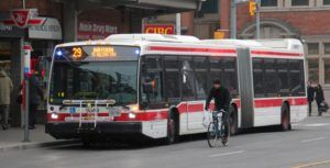 Belleville, Ontario project lets riders hail buses from an app