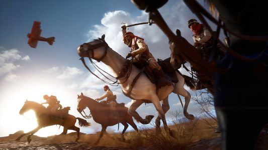 Battlefield 1 and all its DLC are free to play on Steam this weekend