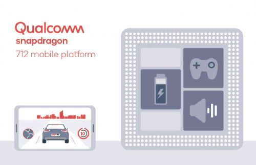Qualcomm Snapdragon 712 processor announced with increased performance, Quick Charge 4+