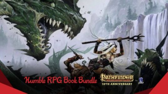 Geek Deals: Humble RPG Book Bundle: Pathfinder 10th Anniversary