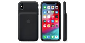 Apple launches Smart Battery Cases for iPhone XS, XS Max and XR