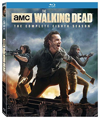 'The Walking Dead' Season 8 Blu-ray and DVD Release Date and Details Revealed