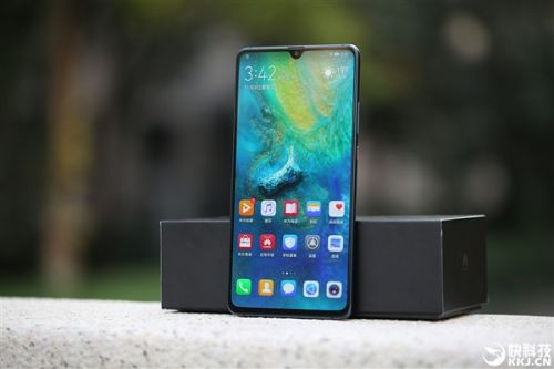 Salient specs of Huawei Mate 20 X 5G version appear online
