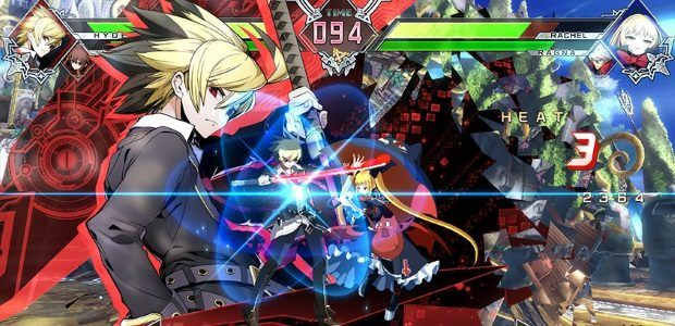 Blazblue Cross Tag Battle's pricing & first DLC announced